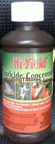 Hi-Yield Thuricide