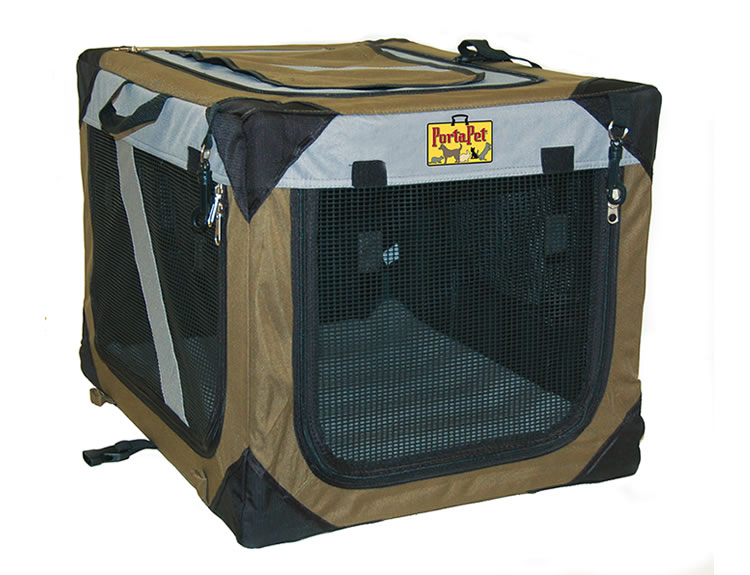 portapet soft sided crate - Soft Dog Crates