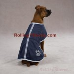 Zack & Zoey Dog Jacket Blue