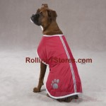 Zack & Zoey Dog Jacket Red