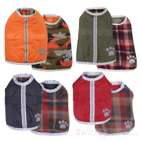 Zack & Zoey Noreaster Dog Jacket