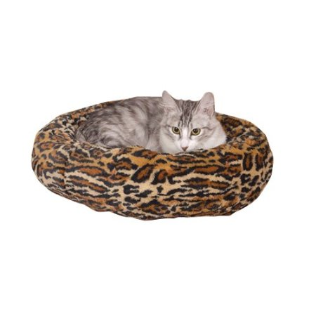 slumber pet cozy kitty cheetah