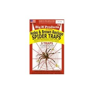 Big H Spider Traps