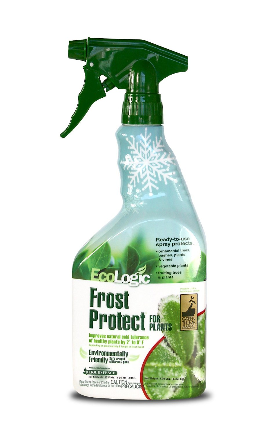 Liquid Fence 16 Oz Freezepruf Concentrate Freeze Proof