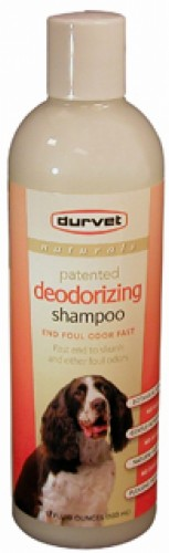 Naturals Patented Deodorizing Shampoo
