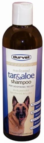 Naturals Tar Aloe Medicated Shampoo