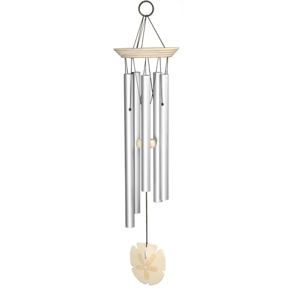 Woodstock Seashore Sand Dollar Chimes