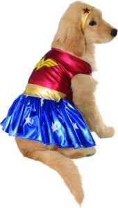 super hero dog costume