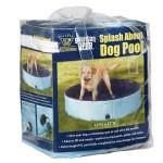 Dog Pool Comes With Polybag