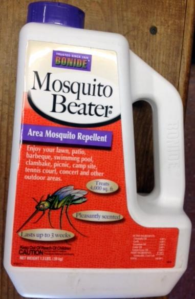 bonide mosquito beater area mosquito repellent. Black Bedroom Furniture Sets. Home Design Ideas
