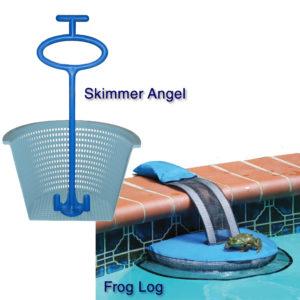 FrogLog & Skimmer Angel