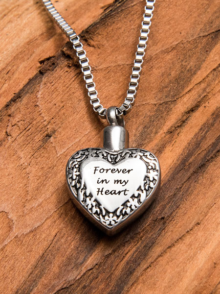 Pet Memorial Pendant Keepsake