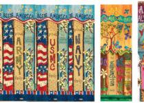 Custom Art Poles
