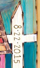 Marriage Custom Art Pole